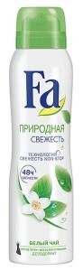 Дезодорант Фа природная свежесть