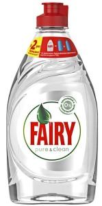 Средство для мытья посуды FAIRY Pure&Clean_0