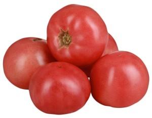 помидор розовый