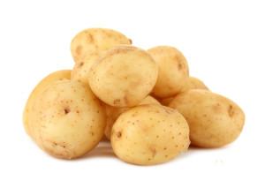 картофель чистый
